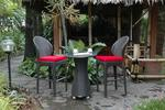 Astoria Wicker Patio Bar Set