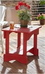 "Uwharrie Pine Plantation Outdoor 29"" Side Table"