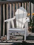 Uwharrie Pine Fanback Kid's Chair