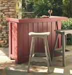 Uwharrie Pine Companion Outdoor Bar
