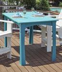 Uwharrie Pine Companion Bar Table with Cooler