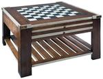 Game Table, Ivory