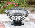 Stainless Steel Urn Fire Pit