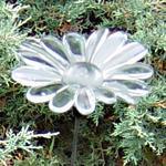 Flower Single Solar Light