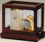 Weems and Plath Dampened Deluxe Quartz Barograph
