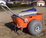 Wheeleez™ Beach Cart