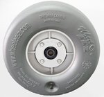 "Wheeleez™ 30cm PU Wheel, 1"" Bearing"