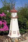 Marblehead Nautical Decorative Poly Lumber Lighthouse