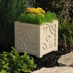 Mayne Savannah Patio Planter - Clay