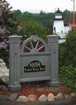 Mayne Winchester Address Sign - Granite