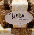 Best Goat Milk Soap Lemon and Eucalyptus