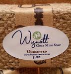 Goat Milk Soap Unscented
