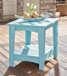 Uwharrie Pine Gallatin Outdoor Side Table