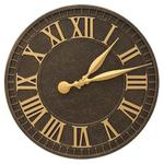 "Geneva 16"" Indoor Outdoor Wall Clock"