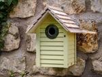 Eco Friendly New England Bird Nest Box