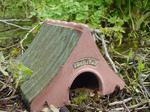 Eco Friendly Ceramic Frog & Toad Home