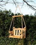 Eco Friendly Swingseat Bird Feeder