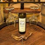 2 Glass Wine Caddy