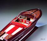 SMM-16 Super Aquarama 1962 Model Ship