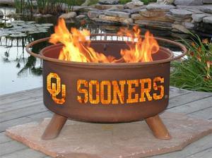 University of Oklahoma Fire Pit