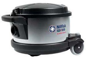 Nilfisk GD930 120V Canister Vacuum Cleaner with HEPA Filter