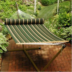 13' Quilted Hammock with Matching Pillow