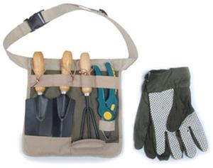 Picnic and Beyond Terrace Carrier Gardening Tool Belt