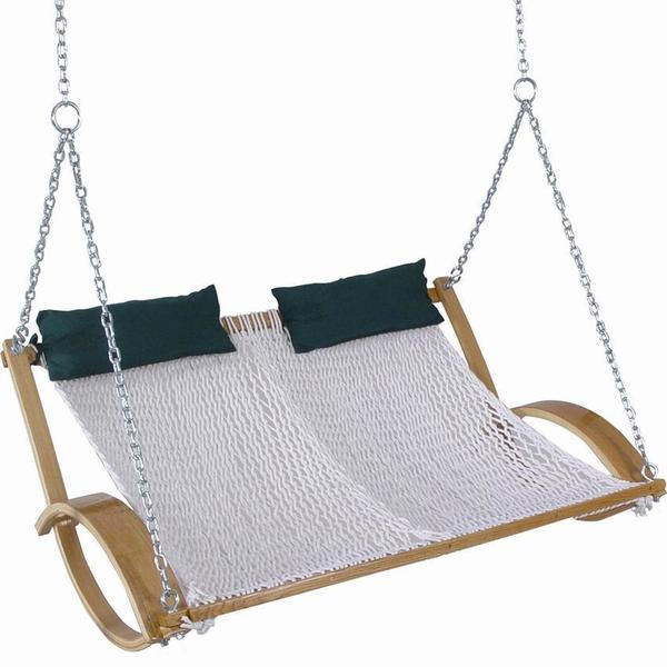 Pawleys Island Original Double Polyester Rope Swing