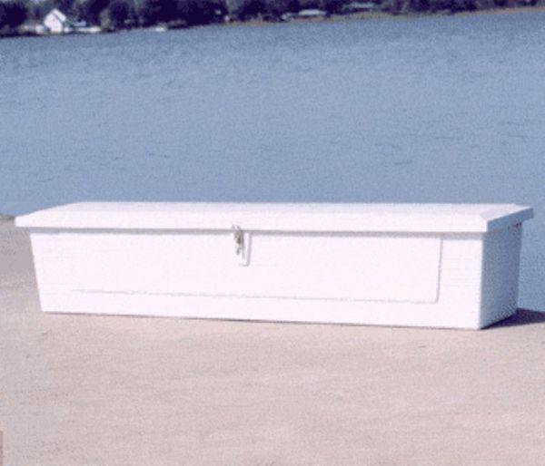 Better Way Deck Dock Box 718