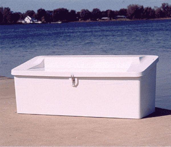 Better Way Seat Dock Box 600