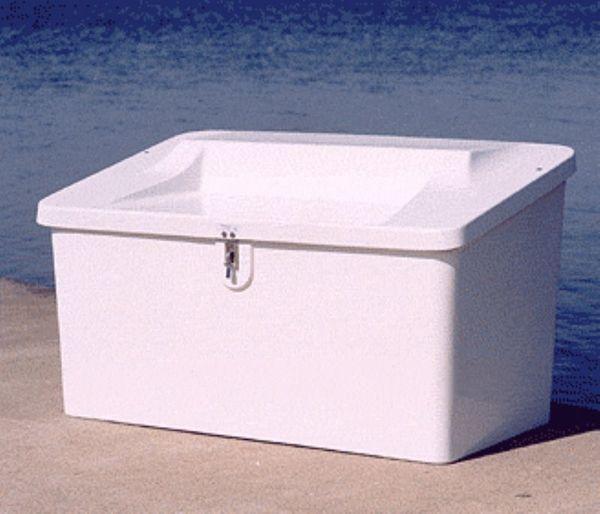 Better Way Seat Top Dock Box 500