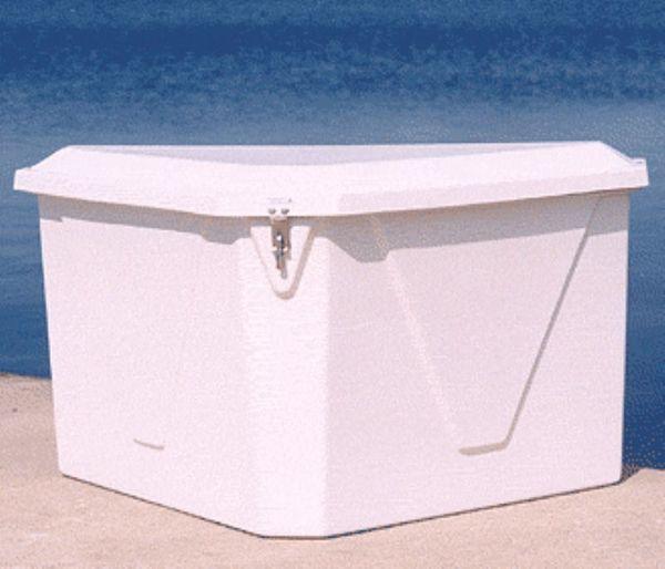 Better Way Triangle Dock Box 430