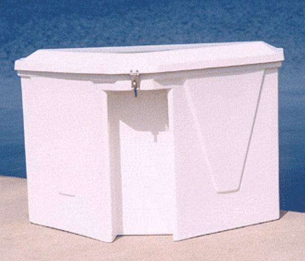 Better Way Power Triangle Dock Box 431