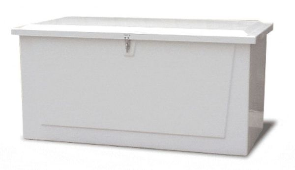 Extra Large Storage Chest for Pool or Dock