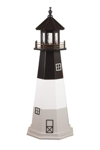 Oak Island Wood Nautical Lighthouse