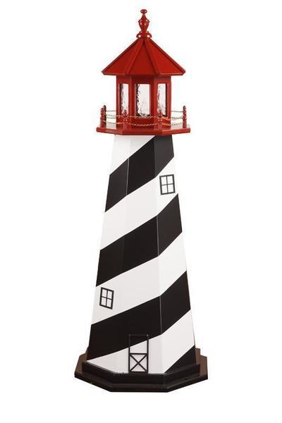 St. Augustine Wood Nautical Lighthouse