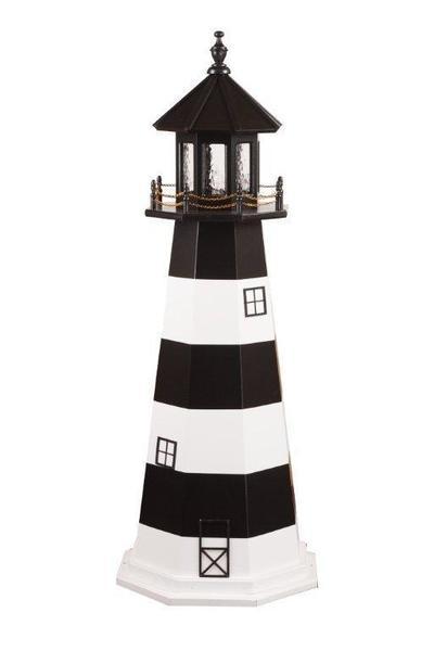 American Made Wood Nautical Lighthouse Bodie Island