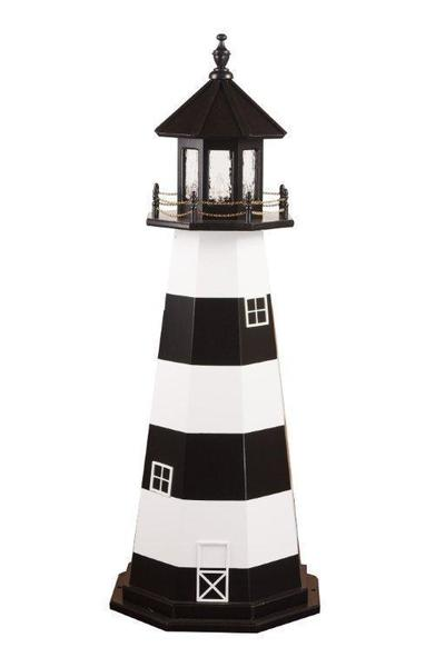 Wooden Cape Canaveral Nautical Lighthouse Replica