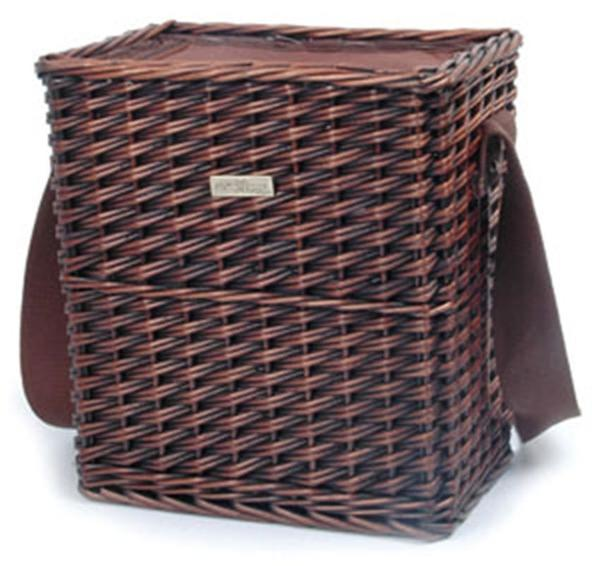 Picnic and Beyond Willow Picnic Carrier - Black Willow