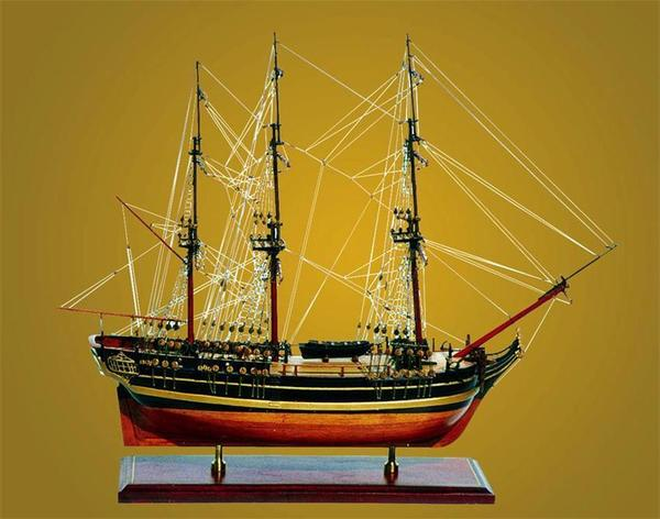 Bounty 1787 Model Ship