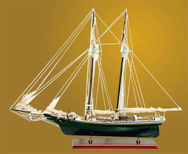 SMH-06 Mystic 1877 Model Ship