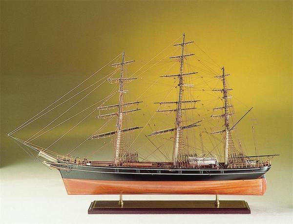 SMH-04 Cutty Sark 1870 Model Ship