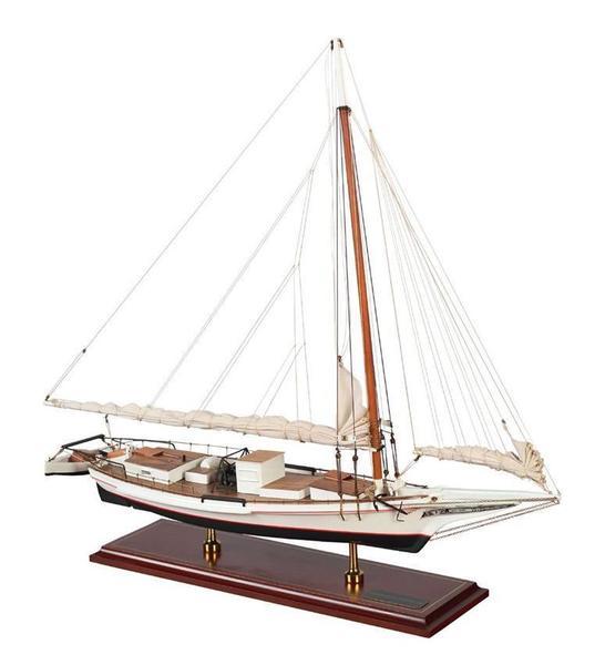 SM-18 Skipjack 1880 Model Ship