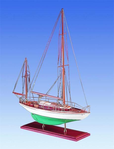 SM-02 Concordia Yawl 1939 Model Ship