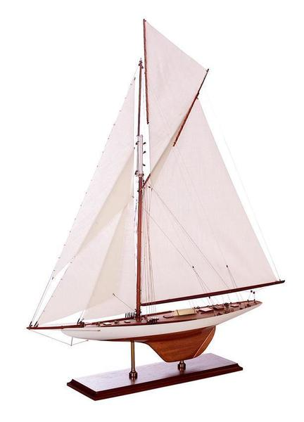 SMA-10 Columbia 1899 Model Ship