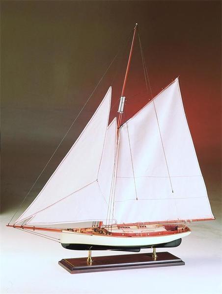 SMA-12 Mischief 1881 Model Ship
