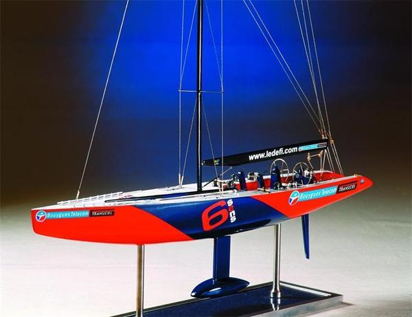 SMA-13 Le Defi 2000 Model Ship
