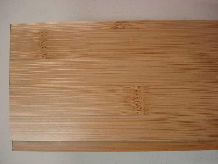 Prefinished Solid Bamboo Wall Paneling 6' Length