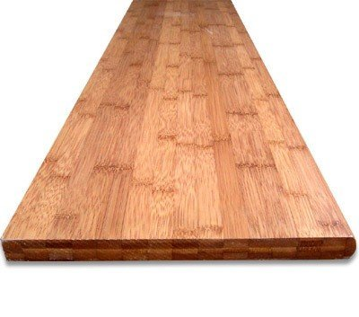 Solid Bamboo Stair Tread 4 ft. Long or 8 ft. Long