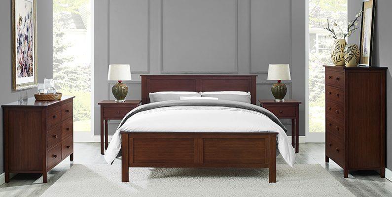 Greenington Hosta Bamboo Bedroom Set